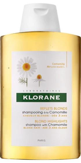 KLORANE SHAMPOO TRATTANTE E RIFLESSANTE ALLA CAMOMILLA 200 ML - Farmacia Giotti