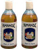 L'AMANDE MARSEILLE BAGNO & SAPONE 400 ML - Farmaseller