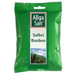 Allga San Caramelle balsamiche alla Salvia 100g - Farmapage.it