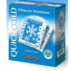 GHIACCIO ISTANTANEO QUICK COLD 2 BUSTE TNT - Farmafamily.it