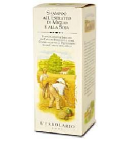 SHAMPOO MIGLIO SOIA 200 ML - Farmaconvenienza.it