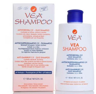 VEA SHAMPOO ANTIFORFORFORA ZP 125 ML - Farmajoy