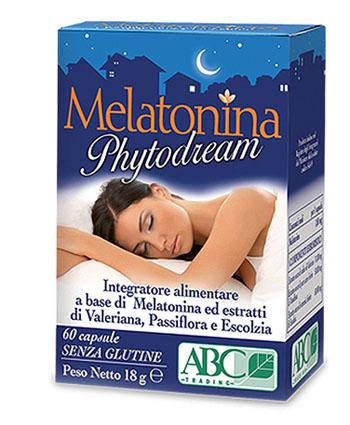 MELATONINA PHYTODREAM 60 CAPSULE - Farmaseller
