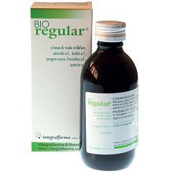 Bio Regular Sciroppo Naturale Integratore Intestinale 150 ml