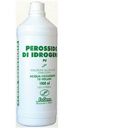 ACQUA OSSIGENATA 10 VOLUMI 1000 ML - Farmastop