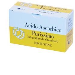 ACIDO ASCORBICO PURISSIMO 100 BUSTINE IGIS - Farmaseller
