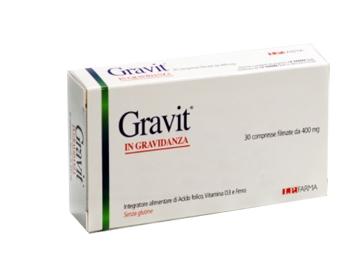 GRAVIT 30 COMPRESSE - Farmaseller