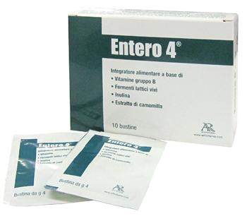 ENTERO 4 10 BUSTINE - Farmacia Giotti
