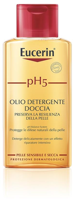 EUCERIN PH5 OLIO DETERGENTE DOCCIA 200 ML - pharmaluna