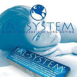 SIRINGA INTRA-DERMICA IAL SYSTEM ACIDO IALURONICO 1,1 ML