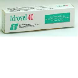 IDROVEL 40 CREMA 40 G - Farmaseller