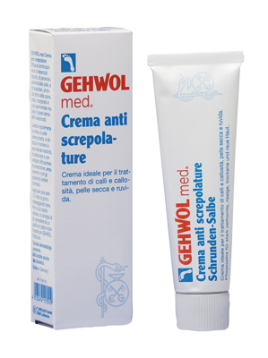 GEHWOL CREMA ANTISCREPOLATURE 75 ML - farmaciadeglispeziali.it