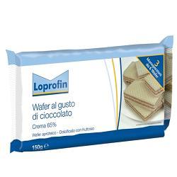 LOPROFIN WAFERS CIOCCOLATO 150 G - Farmacia Basso