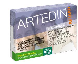 ARTEDIN RETARD 30 COMPRESSE - Farmacia33
