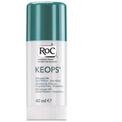 ROC KEOPS DEODORANTE STICK 40 ML - Farmajoy