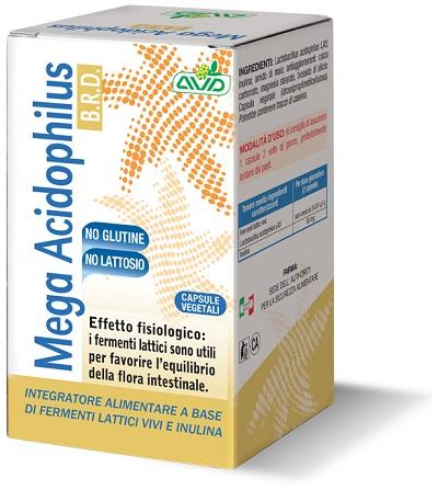 Acidophilus Integratore Alimentare 40 Capsule