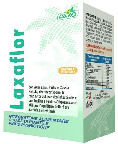 LAXAFLOR 50 CAPSULE MIRABILIS - Farmaseller