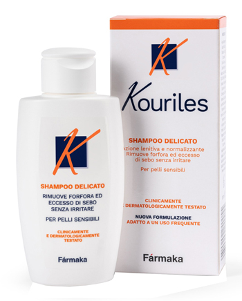 KOURILES SHAMPOO ANTIFORFORA 100 ML - Sempredisponibile.it