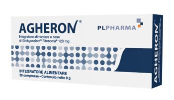 AGHERON 20 COMPRESSE - Farmaseller