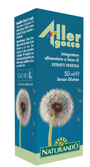 ALLERGOCCE 50 ML - Zfarmacia