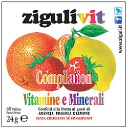 ZIGULI VIT COMPILATION 40 CONFETTI - Farmia.it