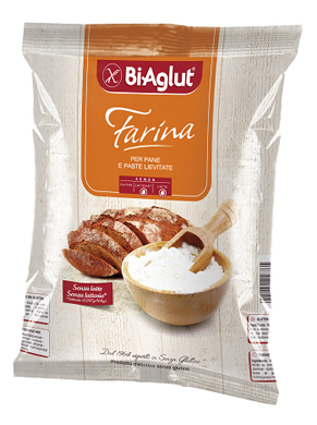 BIAGLUT FARINA PANE 1 KG - Farmaciapacini.it