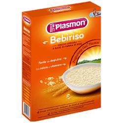 PLASMON BEBIRISO 300 G 1 PEZZO - Farmafamily.it