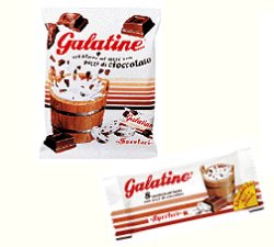 GALATINE CIOCCOLATO 50 G - Farmia.it