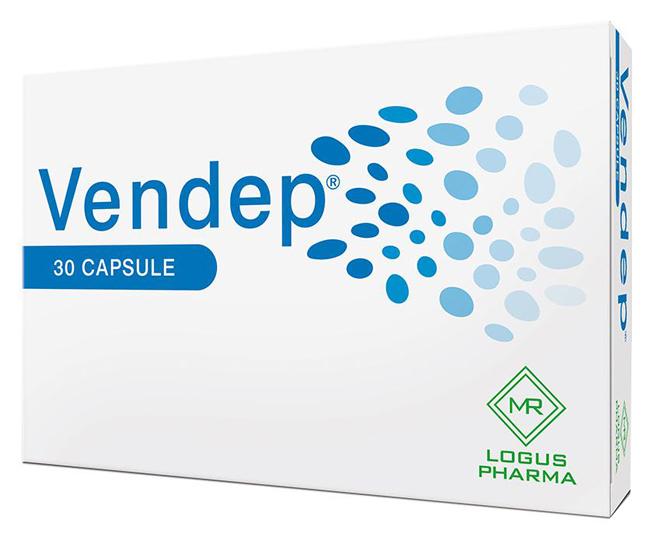 VENDEP 30 CAPSULE - farmaventura.it