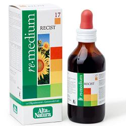 REMEDIUM 17 RECIST GOCCE 100 ML - Iltuobenessereonline.it