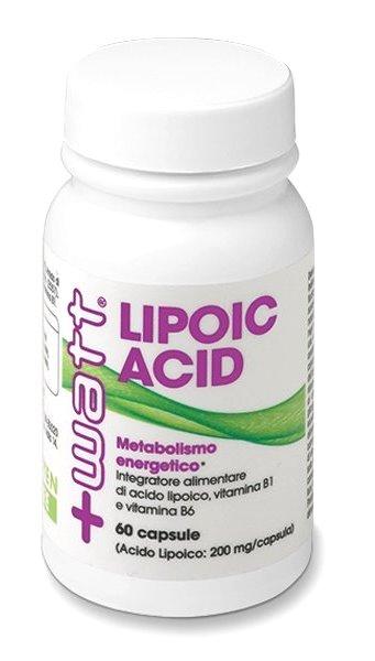 LIPOIC ACID 60 CAPSULE - Farmacia Massaro