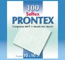Safety Softex Compresse Sterili in TNT formato 10x10cm (100 compresse) - Zfarmacia