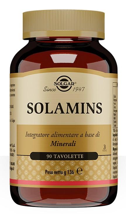 SOLAMINS 90 TAVOLETTE - Farmacia 33