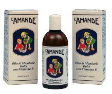 L'AMANDE MARSEILLE OLIO MANDORLE DOLCI NON PROFUMATO 250 ML - COSIMAX SRLS