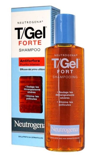 NEUTROGENA SHAMPOO T GEL FORTE 125 ML - La farmacia digitale
