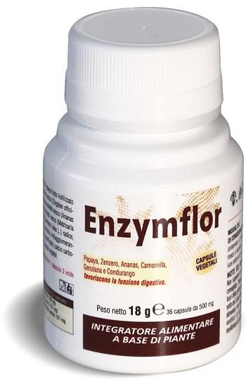 ENZYMFLOR 36 CAPSULE - Farmaseller