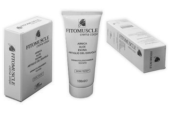 FITOMUSCLE CREMA TUBO 100 ML - Farmacia Massaro
