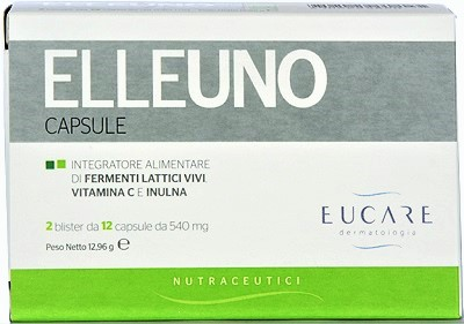 ELLEUNO 24 CAPSULE - Farmaseller