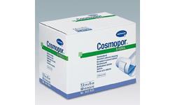 CEROTTO ADESIVO COSMOPOR STRIP STERILE IN TESSUTO NON TESSUTO TAMPONE 1,5 PRETAGLIATO IN STRISCE 35X10 25 PEZZI - Farmapage.it