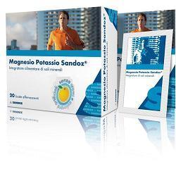 MAGNESIO POTASSIO 20 BUSTINE - Farmagolden.it