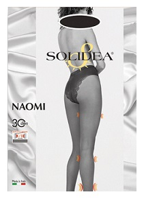 NAOMI 30 COLLANT MODEL NERO 4XL - Zfarmacia