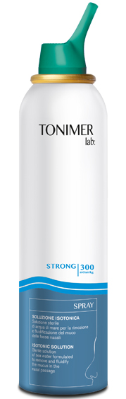 LAVAGGIO NASALE TONIMER LAB CON GETTO STRONG 200ML - La farmacia digitale