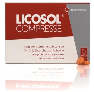 Licosol Integratore 30 Capsule
