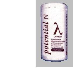 POTENTIAL N LAMBDA 60 CAPSULE - Farmaseller