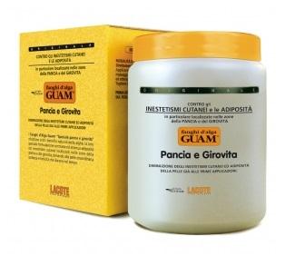 GUAM FANGHI D'ALGA PANCIA E GIROVITA 1 KG - La farmacia digitale