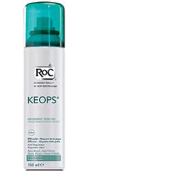 ROC KEOPS DEODORANTE SPRAY SECCO 150 ML - Farmajoy