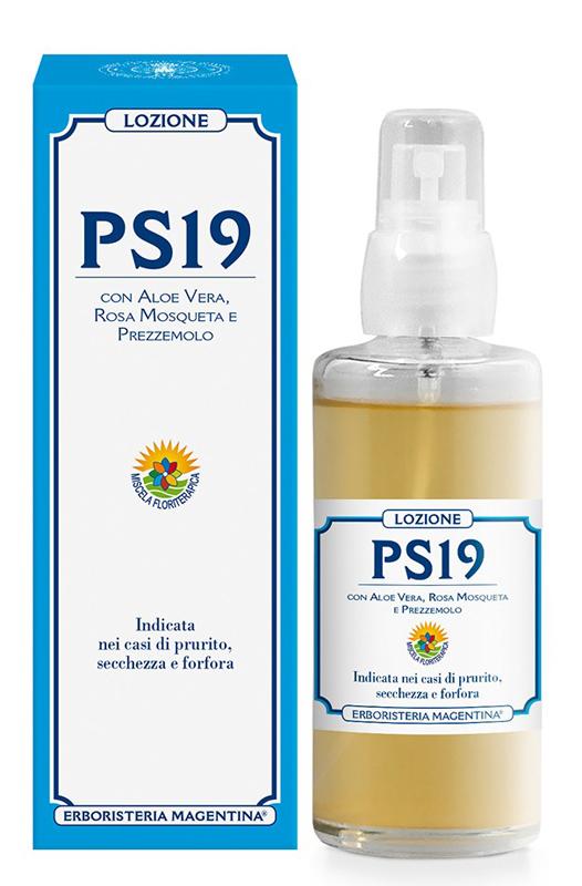 PS19 LOZIONE OLIO 100 ML - Farmacia Castel del Monte