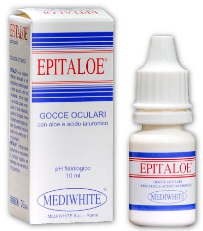 EPITALOE GOCCE OCULARI 10 ML - Farmaseller