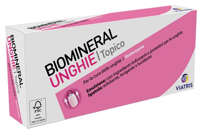 BIOMINERAL UNGHIE TOPICO EMULSIONE 20 ML - Farmaconvenienza.it