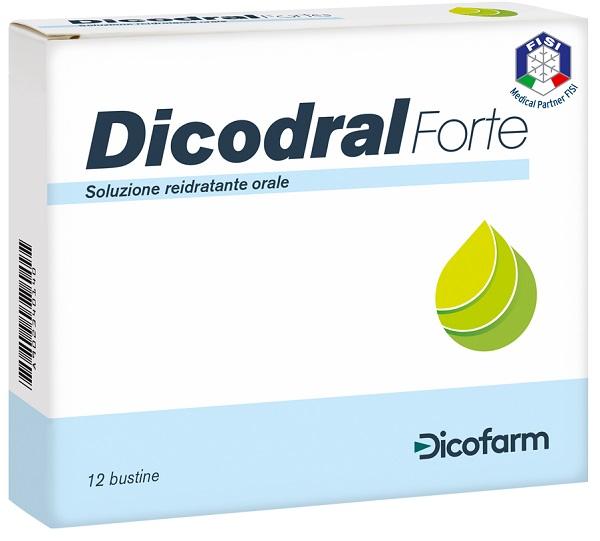 DICODRAL FORTE 12 BUSTINE - Farmacia Massaro